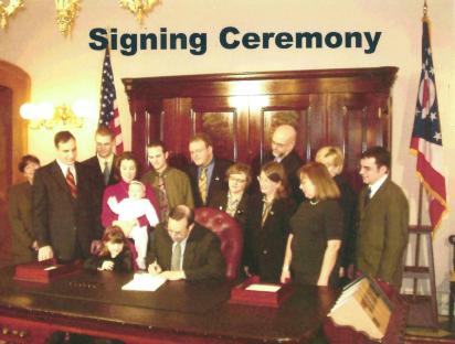 OHHN Signing Ceremony